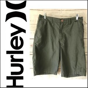 *3/$18*Hurley Men's Flat Front Shorts